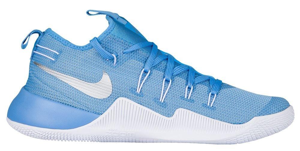 [ナイキ] Nike Hypershift - メンズ バスケット [並行輸入品] B071W2WDKL US09.0 University Blue/Metallic Silver/White