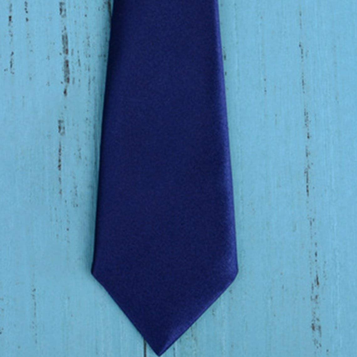 Momorain Mode Schule Jungen Kinder Kinder Baby Hochzeit Einfarbig Elastische Krawatte Junge Krawatte Baby Hochzeit Krawatte Krawatte Fleck
