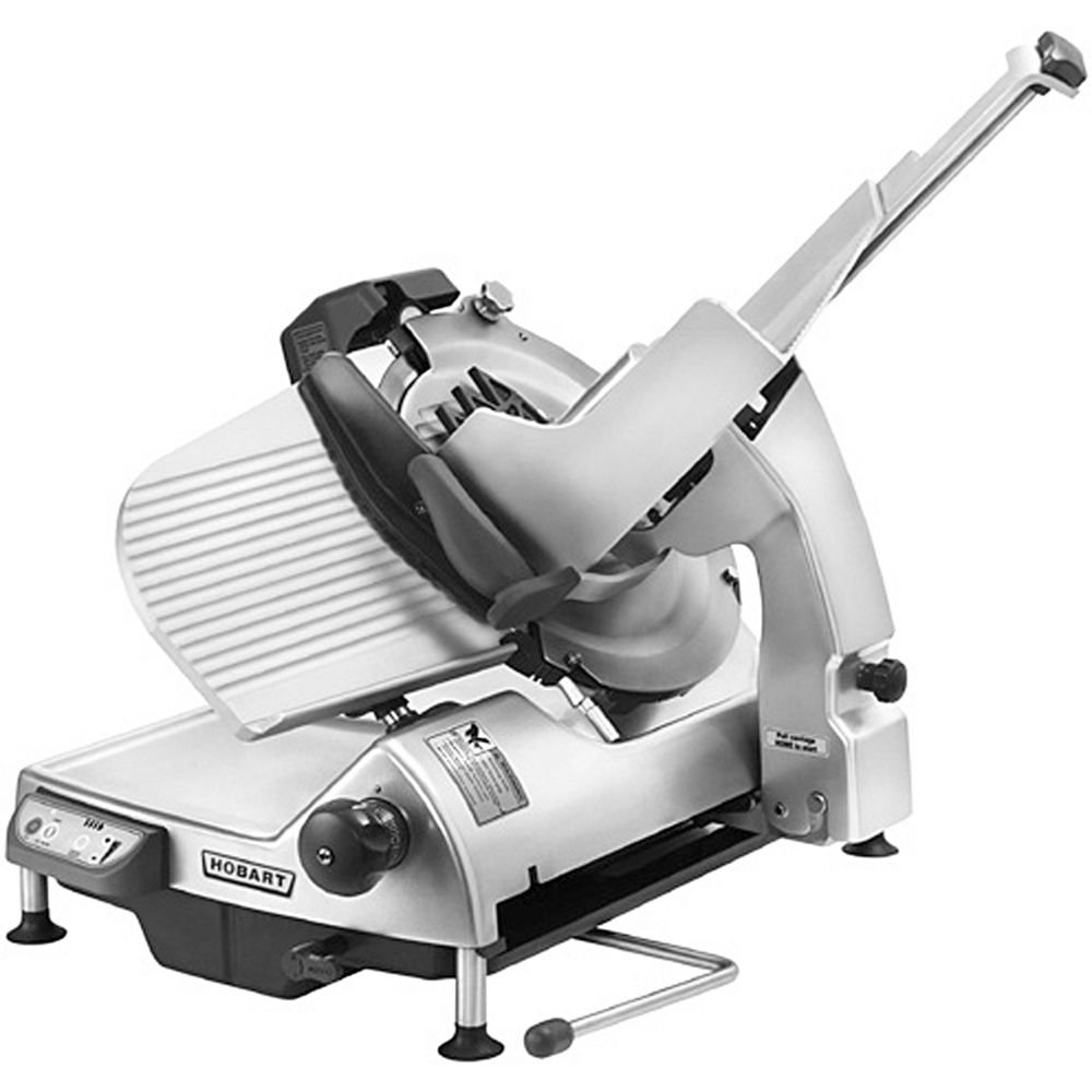 Amazon.com: Hobart HS7N-1 Automatic .5 HP Slicer with Non-Removable ...