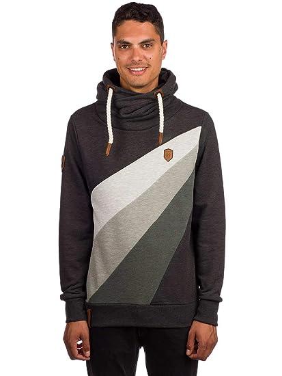 Hoodie Bisschen Naketano Amazon Men uk So Sweater Hooded Anbumsen Clothing co w6qpFtnxYE