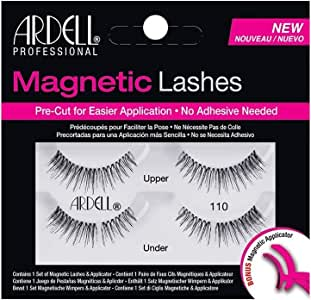 Ardell Magnetic Pre Cut Lashes, 110 Black