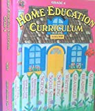 Home Education Curriculum: Grade 4