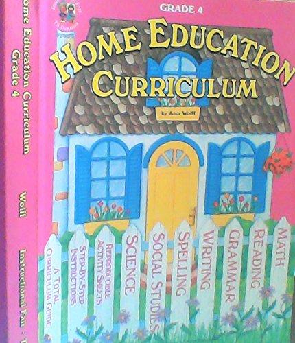 Home Education Curriculum: Grade 4