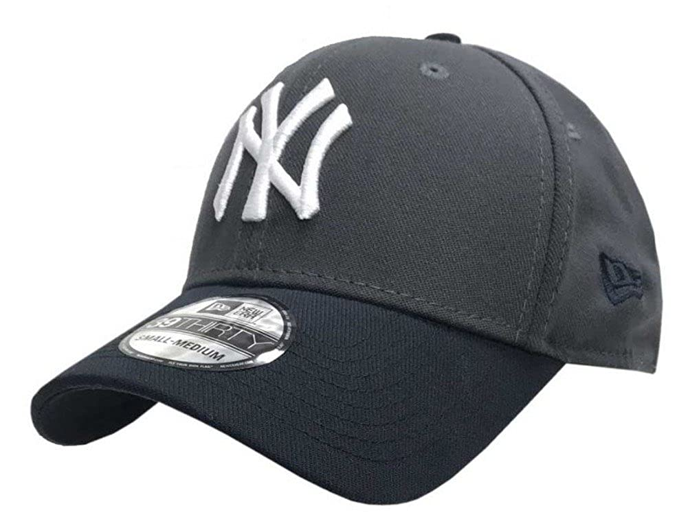 CHOICE OF COLOURS NEW YORK YANKEES NEW ERA 39THIRTY FITTED CAP