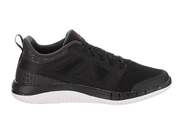 5ffb4153f65b cheap price 766f7 40637 Amazon.com Reebok Womens Zprint Pro Black Running