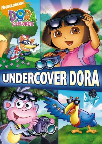DVD : Dora The Explorer - Undercover Dora