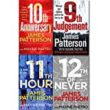img - for James Patterson Women's Murder Club Collection 4 Books Set, (9th Judgement, 10th Anniversary, 11th Hour and 12th of Never) book / textbook / text book