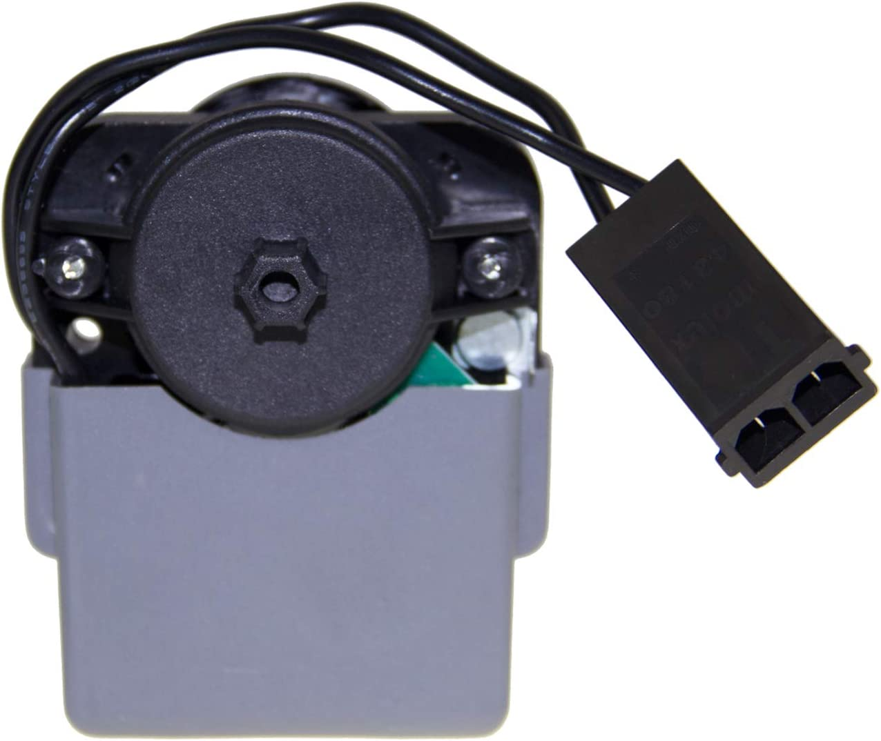 FBULWSEC 2315539 Refrigerator Evaporator Fan Motor Compatible with Whirlpool Kenmore Refrigerator Replaces 2219689 2225625 W10438708 WP2315539VP AP6007247 PS11740359