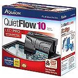 Aqueon QuietFlow 10 LED Pro Power Filter (Item #06080)