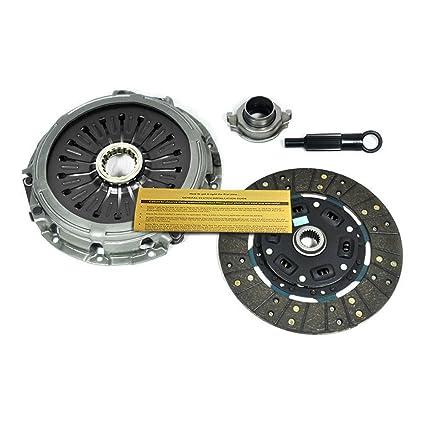 Amazon.com: EFT HD CLUTCH KIT MITSUBISHI LANCER EVOLUTION EVO VIII 8 IX 9 2.0L BASE RS MR: Automotive