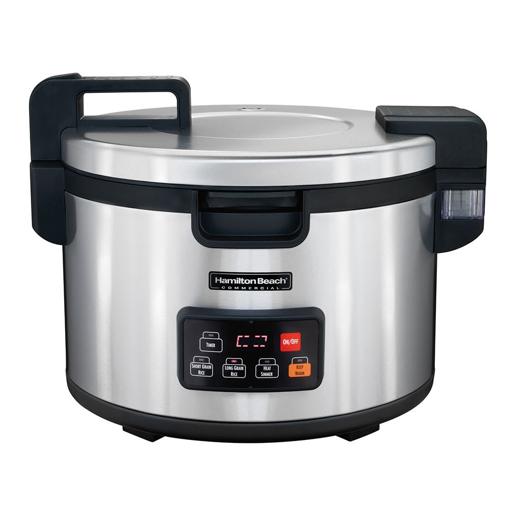 Hamilton Beach 37590 Commercial 90 Cup Rice Cooker/Warmer