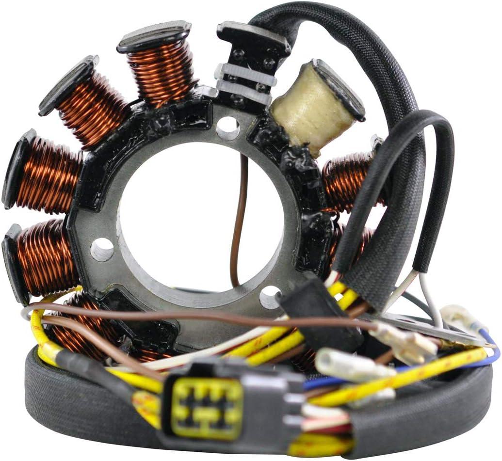 Stator for Polaris Sportsman 400 500 4x4 HO/Magnum 500 HDS 2x4 4x4 RMK/Int'l Big Boss 500 / ATP 500 / Scrambler 500 2x4 / Worker 500 2002-2004 | OEM Repl.# 3087168