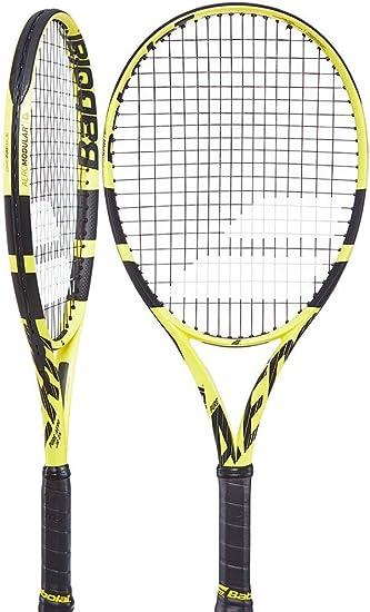 Amazon.com: Babolat Pure Aero Junior - Raqueta de tenis de ...