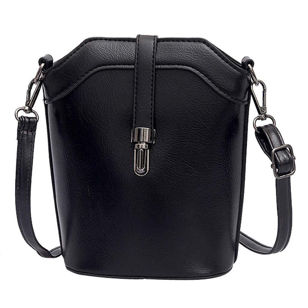 b8f36cdc9713 Amazon.com: Rakkiss Women Shoulder Bag Messenger Satchel Tote Crossbody Bag  Phone Bag Bucket Bag: Clothing