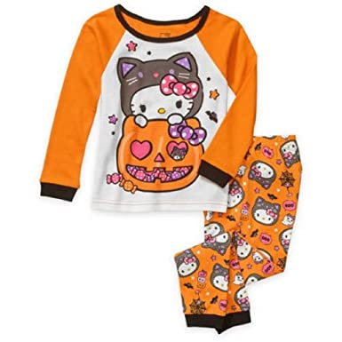 878172aaa Image Unavailable. Image not available for. Color: Hello Kitty Halloween Toddler  Girl ...