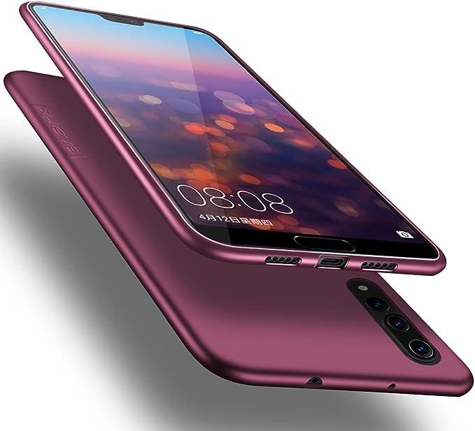 24 opinioni per X-level Cover Huawei P20 PRO, Ultra Sottile Morbido TPU Silicone Custodia per