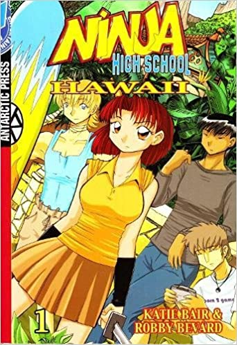 Ninja High School Hawaii Pocket Manga Volume 1: v. 1: Amazon ...