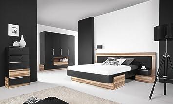 Schlafzimmer Komplett - Set B \