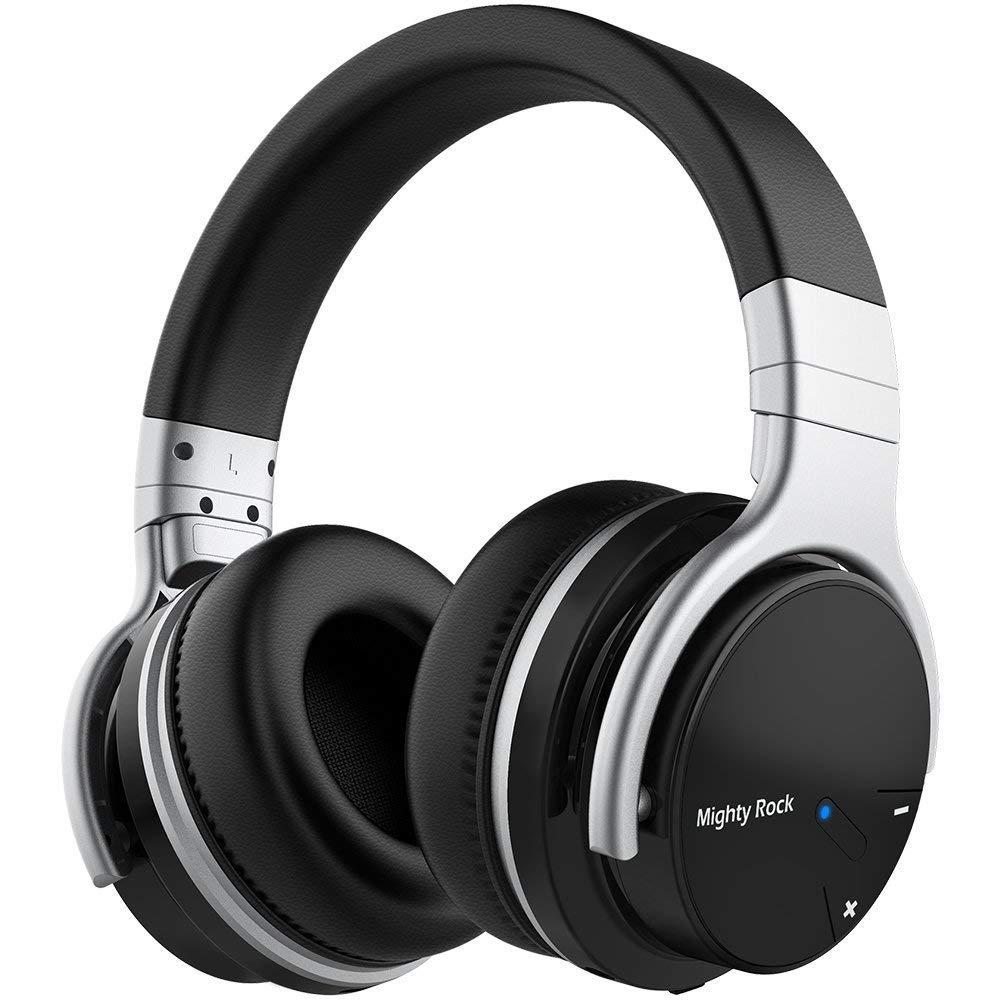 Auriculares Meidong E7C Bluetooth Over-Ear Inalambrico con Microfonos Hi-Fi Deep Bass Inalambrico Headset 30H Duracion C