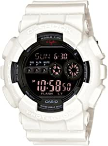 Mens G-Shock Limited Edition Nigel Sylvester Collaboration Watch White One Size