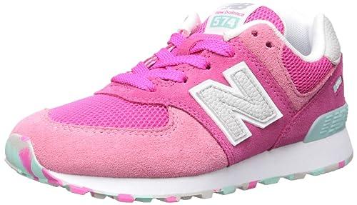 scarpe bambina new balance rosa