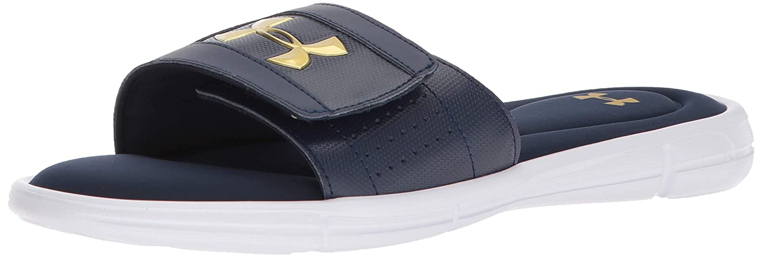 497844c5119 Amazon.com  Under Armour Men s Ignite V Slide Sandal  Shoes