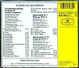 Beethoven: Eroica-Variationen / Sonaten No. 7 & 18