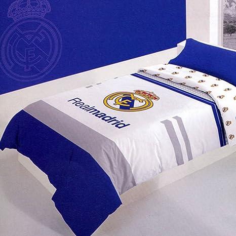 Funda Nordica Real Madrid Cama 90.Funda Nordica Real Madrid Estadio 138 Cama 90 Cm