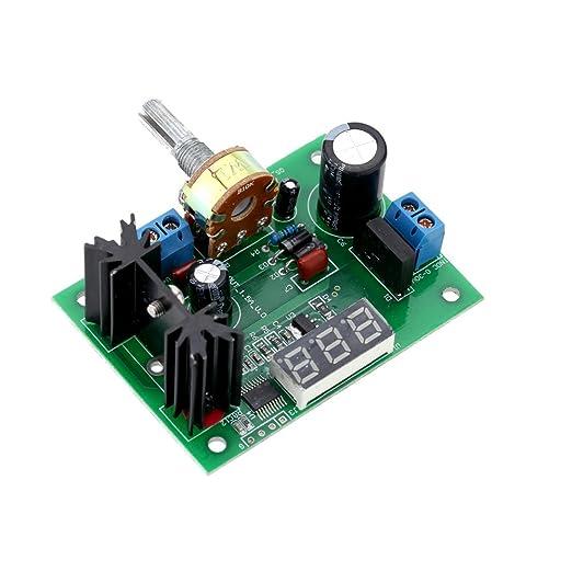 3 opinioni per KKmoon LM317 AC/DC Modulo Regolatore di Tensione Regolabile Step-down Module
