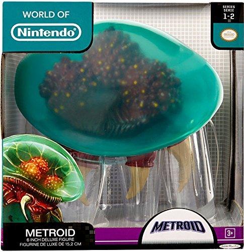 World of Nintendo Legend of Zelda series 1-2 - Metroid Figure 15 cm World of Nintendo The Legend of Zelda Series 1-2 - Metroid Figure 6
