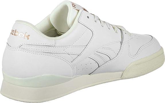 Reebok Damen Sneaker Phase 1 Sneaker Damen Weiss DV3741 weiß