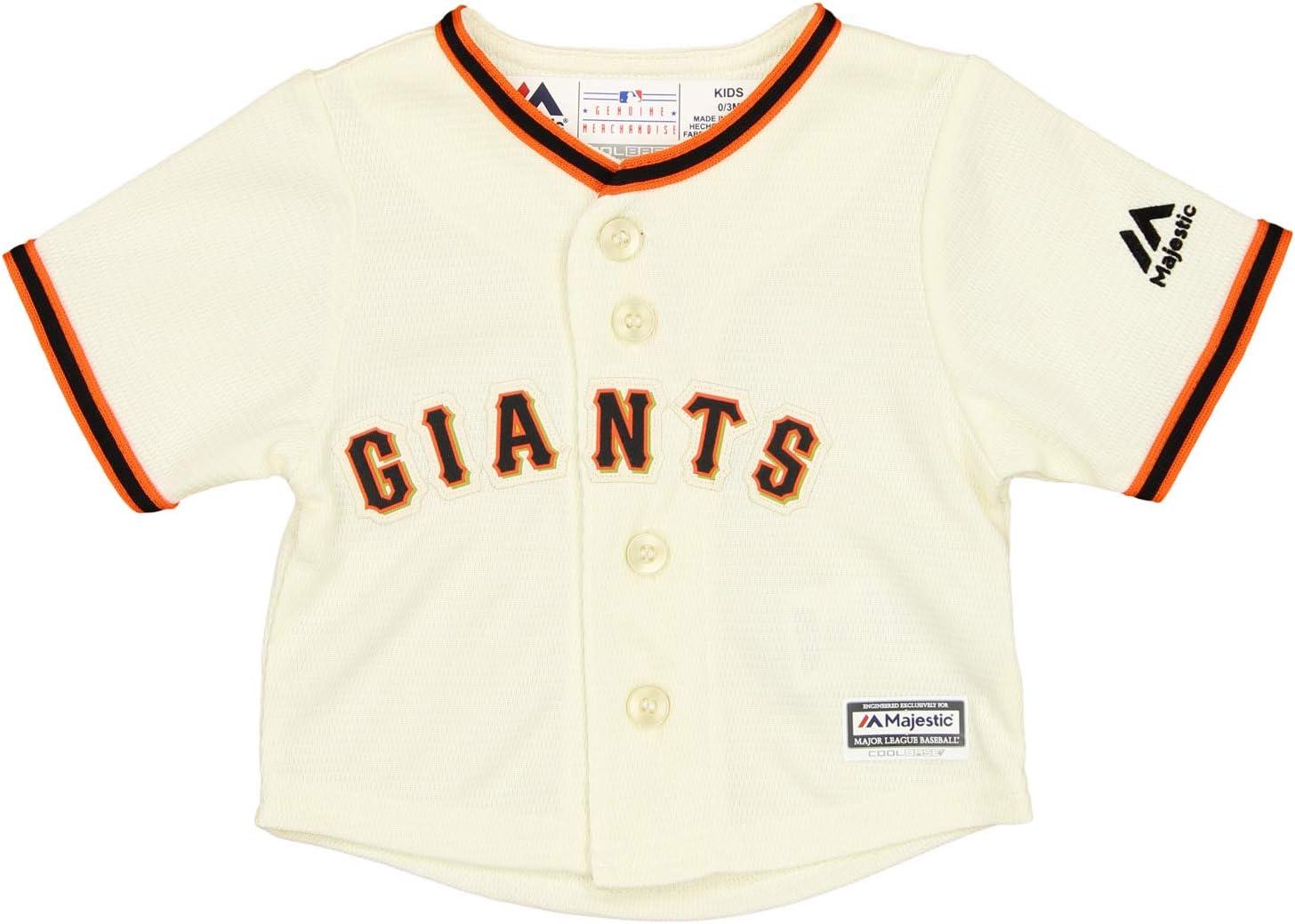 OuterStuff MLB Infants Home Team Jersey, Team Variation