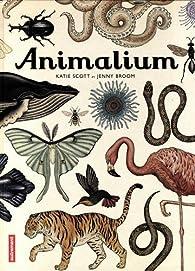 Animalium par Jenny Broom