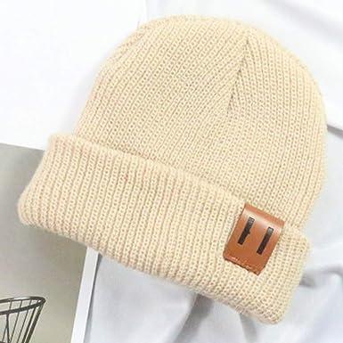 105000c461d Woopower Beige Baby Beanies Hats