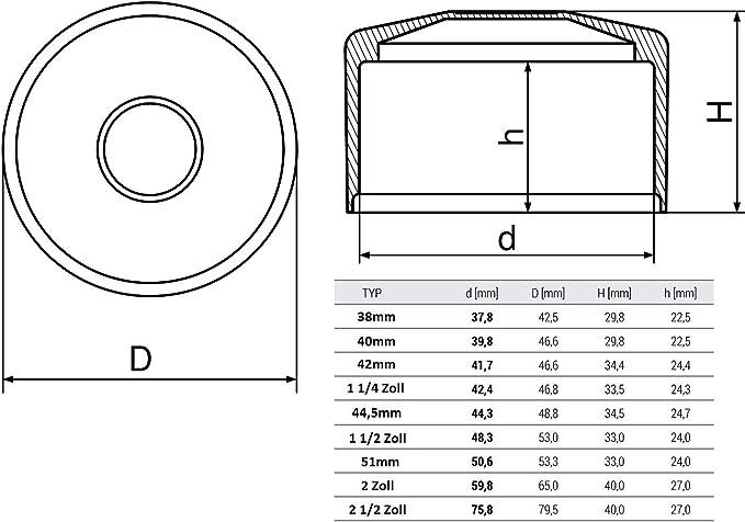KS TOOLS 515.1031 Douille /à chocs 6 pans 1//2 31 mm