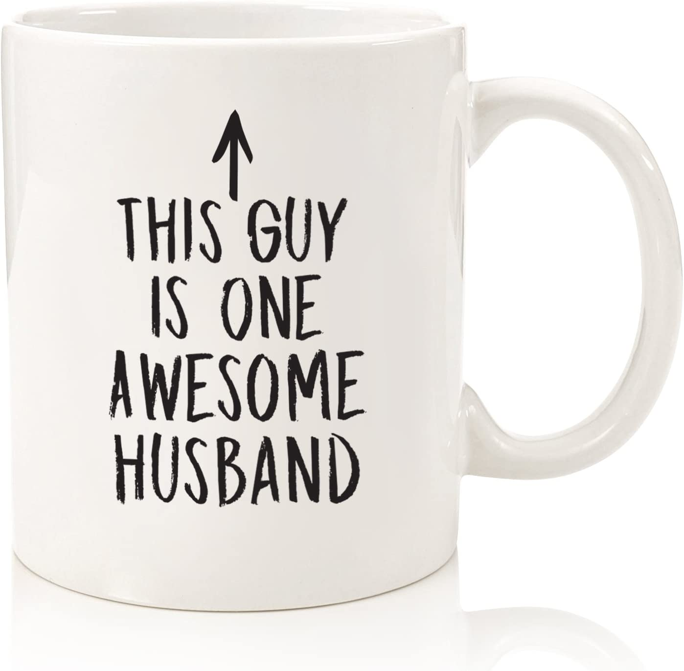 One Awesome Husband Funny Coffee Mug
