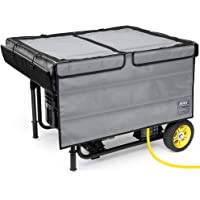 "BullStar Universal Generator Cover Waterproof Heavy Duty Storage Cover Fit for Most Generators 26/""Lx20/""Wx20/""H"