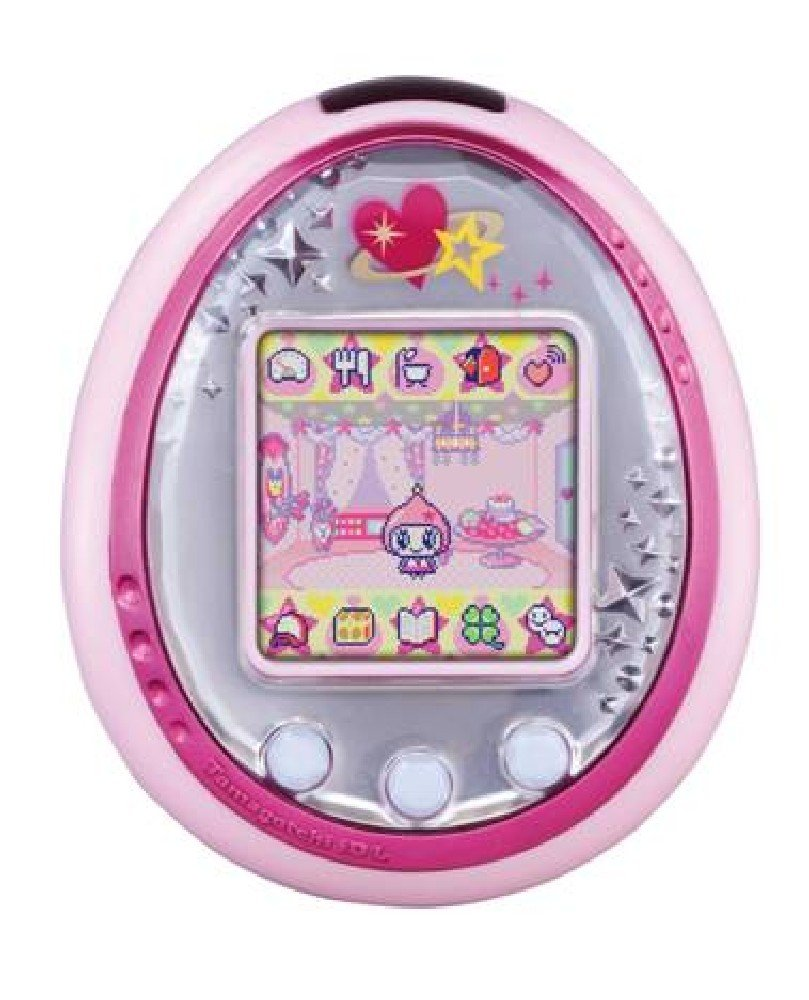 Amazon Bandai Tamagotchi Id L Princess Spacy Ver Pink Black By