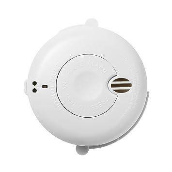 BRK - SA410LI Detector de humo fotoeléctrico - Autonomia 10 años- Garantía 10 años: Amazon.es: Bricolaje y herramientas