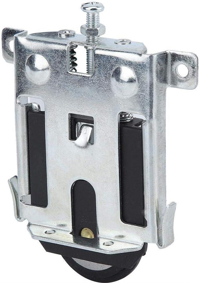 KSTE La puerta del armario convexo rueda de polea puerta corredera de piezas de repuesto del rodillo Accesorios