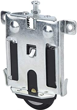 KSTE La puerta del armario convexo rueda de polea puerta corredera de piezas de repuesto del rodillo Accesorios: Amazon.es: Bricolaje y herramientas