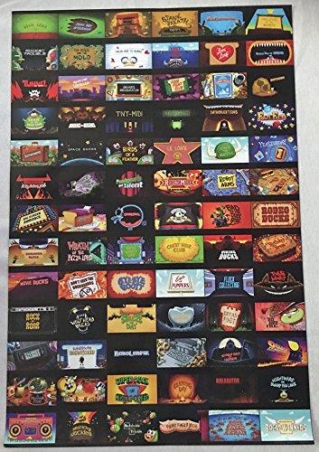 breadwinners-24x36-original-promo-tv-poster-sdcc-2016-nickelodeon-rare