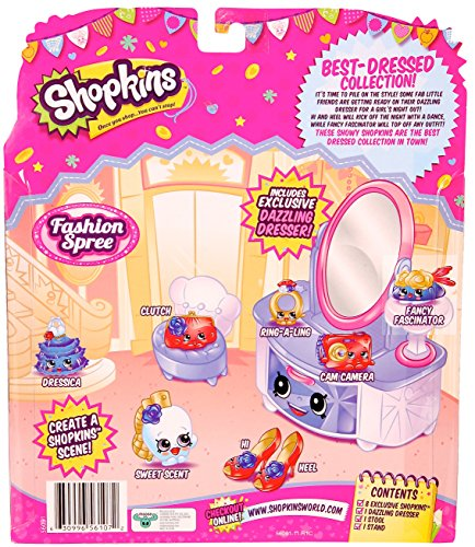 Shopkins S3 Best Dressed Fashion Pack - http://coolthings.us