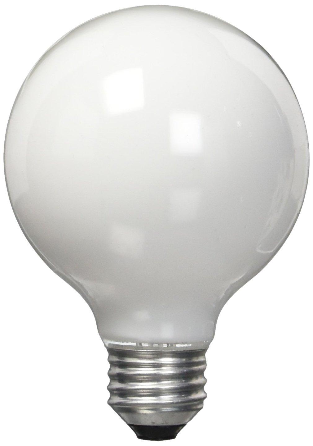 Sylvania 15882-40G25W//3PK//RP G25 Decor Globe Light Bulb