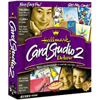 Hallmark Card Studio Deluxe 2