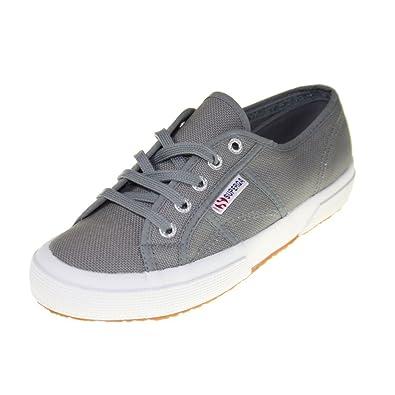 f0f40c7ed10 SUPERGA Sneaker - 2750 COTU CLASSIC - grey sage