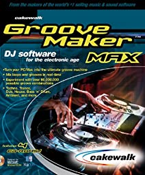 Cakewalk Groovemaker Max