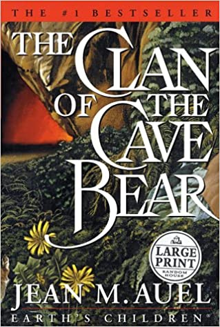 Book The Clan of the Cave Bear (Random House Large Print)