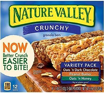 Nature Valley Granola Bar Variety Pack (6-Pk.)