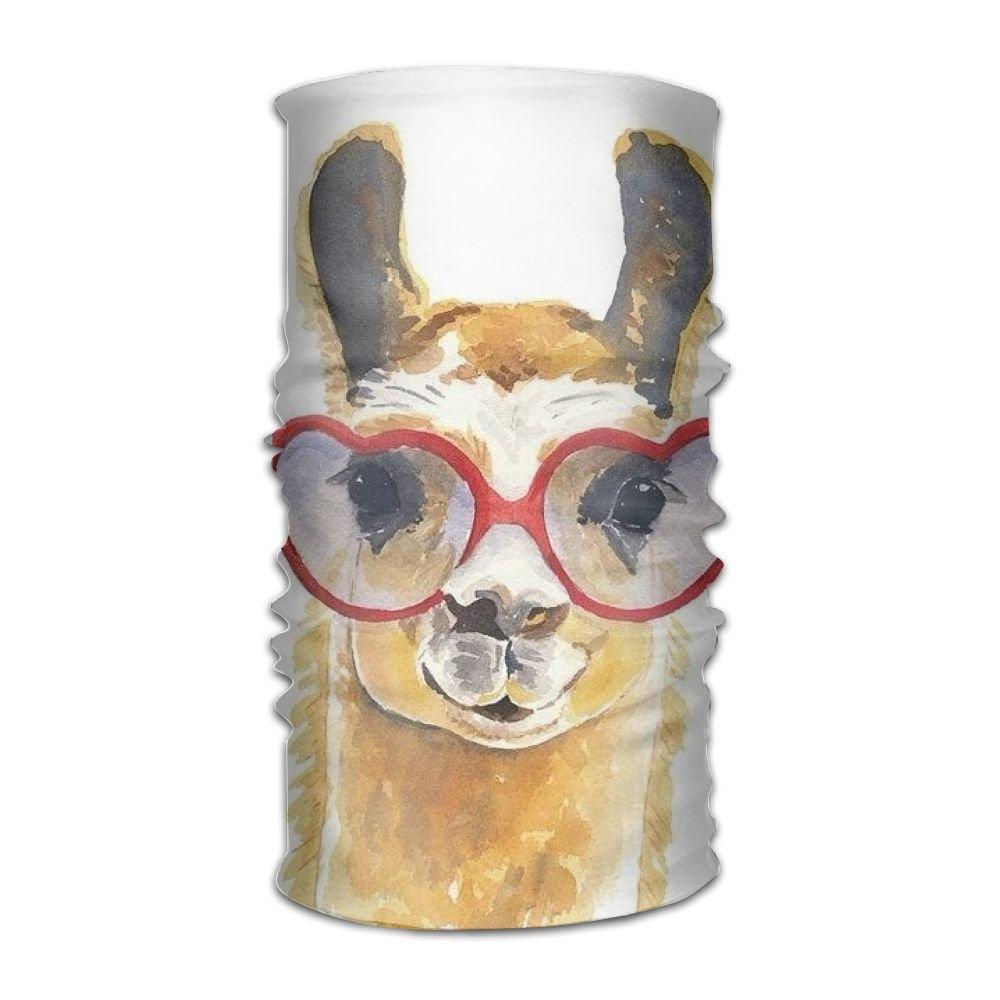 Redcong Headbands Headwear Bandana Sunglasses Alpaca Scarf Wrap Mask Sweatband Outdoor Headscarve